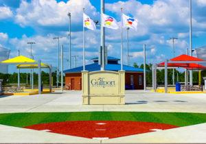 Gulfport Sportsplex Entrance