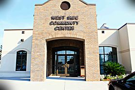 West Side Community Center 4006 8th Street Gulfport, MS 39501 Phone: (228) 575-4549 / Fax: (228) 575-4550