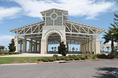 Barksdale Pavilion