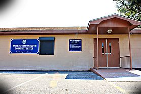 Katie Booth Community Center 501 26th Street Gulfport, MS 39501