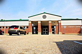 Handsboro Community Center 1890 Switzer Rd. Gulfport, MS 39507