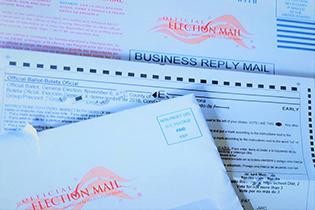 City Clerk Image ballot